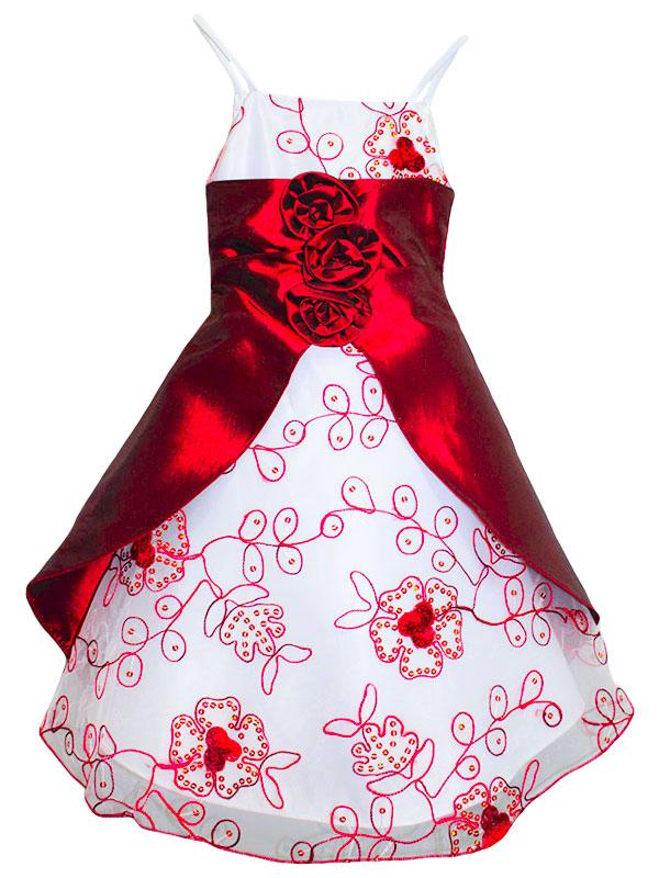 01057 Платье /9430/ (Выставочный образец)