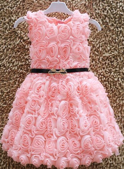 """01223 Платье """"розочки"""""""