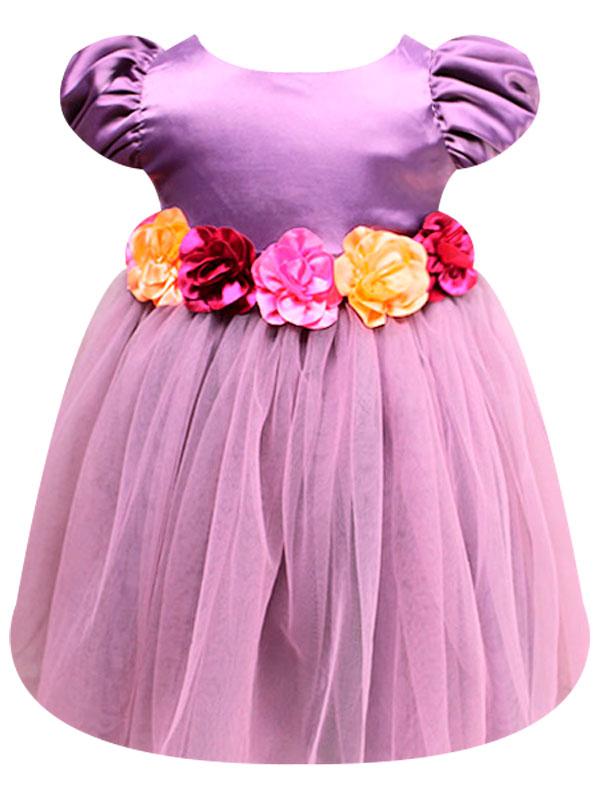 01270 Платье /фиолетовый/