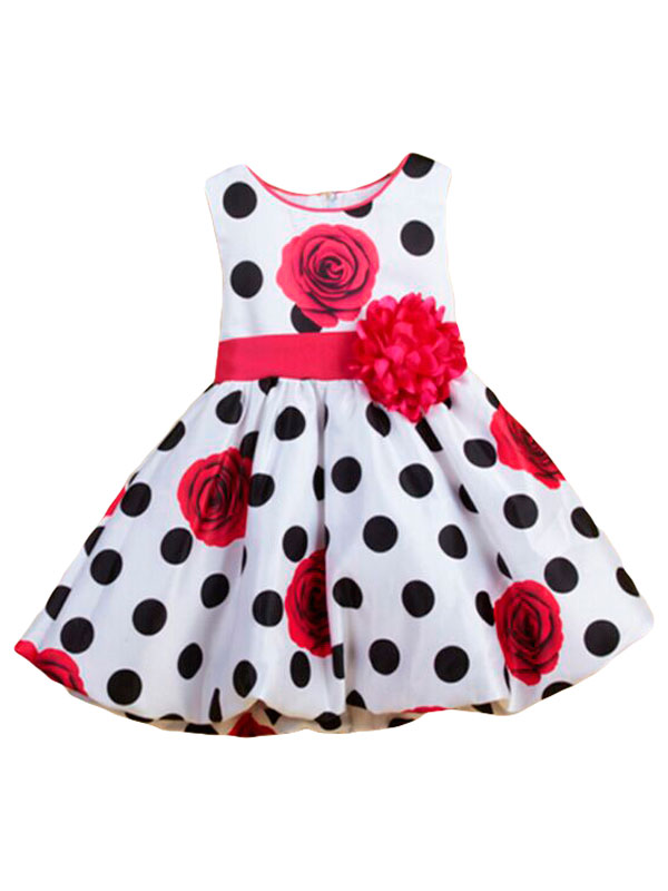 """01280 Платье""""Розы"""""""