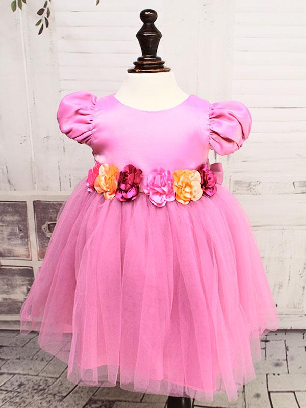 01411 Платье /розовый/